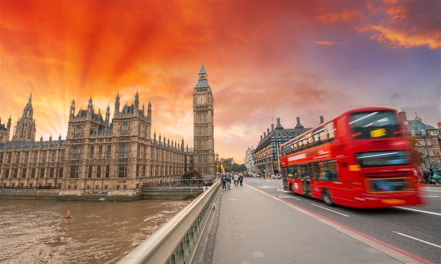 Лондон. Биг-Бен