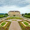 Вена. Дворец Шенбрунн
