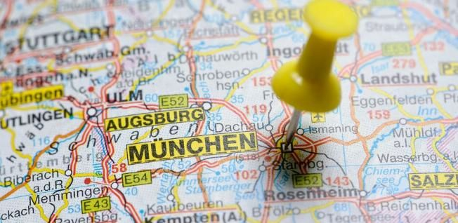 Знакомство с Мюнхеном и Баварией Эконом