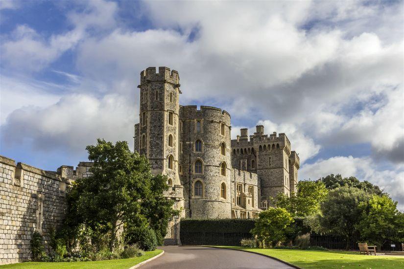 Великобритания. Виндзорский замок