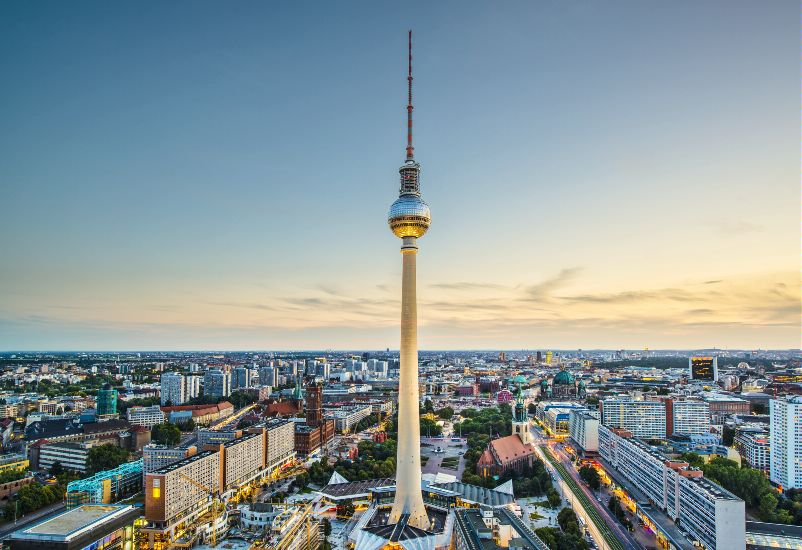 Week-end в Берлине